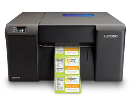 Primera LX1000 Color Label Printer in Canada