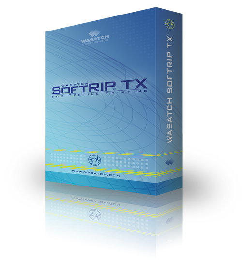 Wasatch SoftRIP TX Large Format Edition RIP Software (Textile Printing)