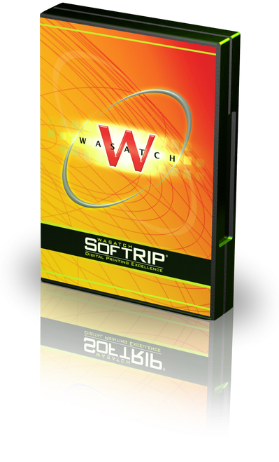 Wasatch SoftRIP Mutoh Edition RIP Software