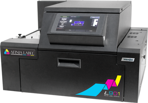 Afinia L901 Industrial Colour Label Printer | Powered By Memjet