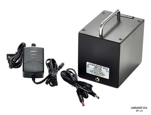 Labelmate Battery Pack And Charger  Accessories