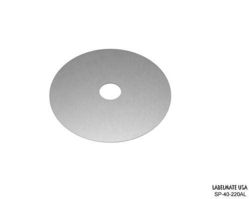 Labelmate Aluminium Separator Plates  Accessories SP-40-220AL