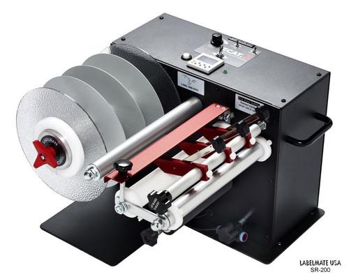 Labelmate Label Slitter-Rewinder SR-200