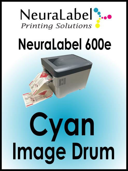 NeuraLabel 600e Cyan Image Drum