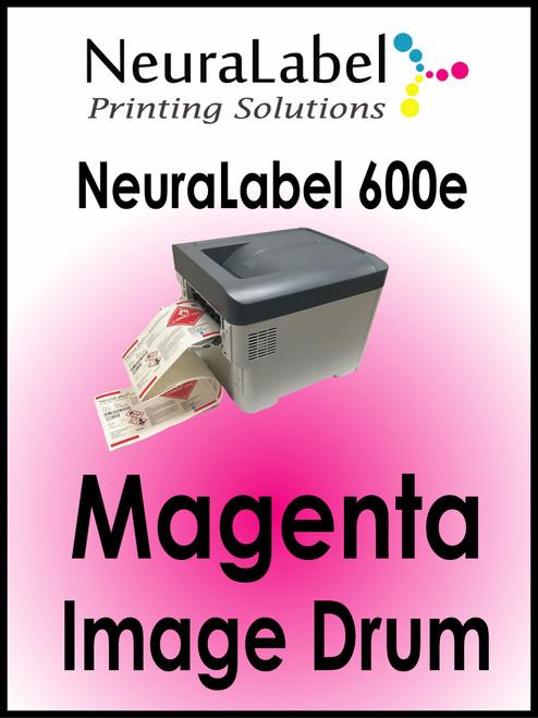 NeuraLabel 600e Magenta Image Drum