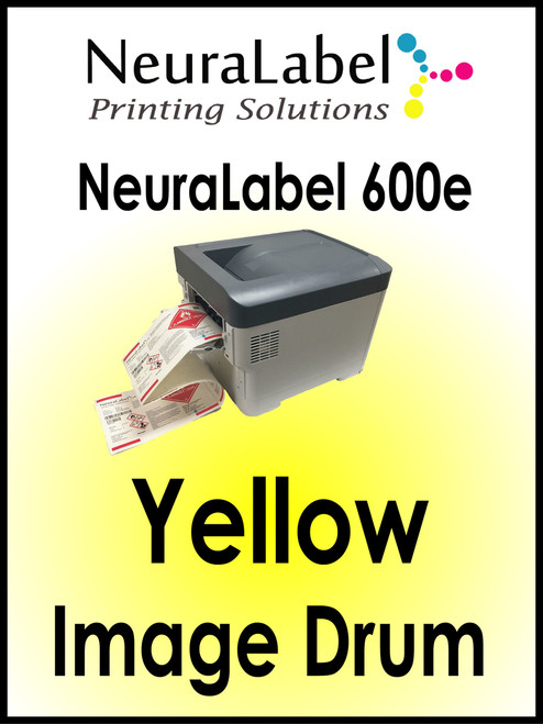 NeuraLabel 600e Yellow Image Drum
