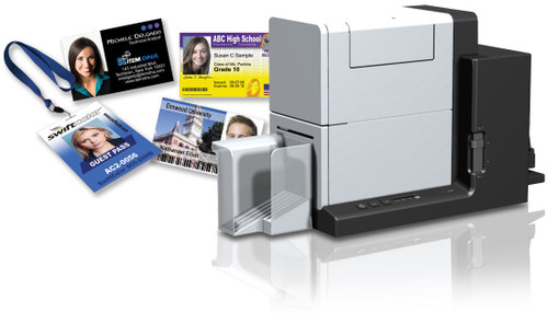 """SwiftColor 2"""" Color ID and Visitor Management Printer (SCC-2000D)"""
