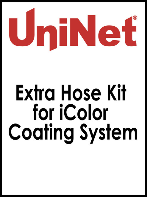Extra Hose Kit for iColor Coating System
