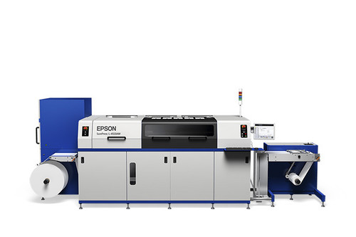 Epson SurePress L-4533AW Digital Color Label Press (C11CF80202)