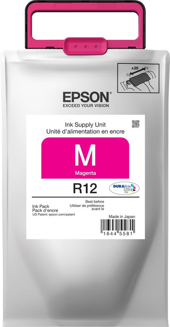 Epson R12 STANDARD MAGENTA INK WORKFORCE R5190/R5690