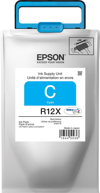 Epson R12X Large CYAN INK WORKFORCE R5190/R5690