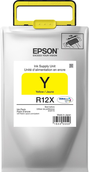 Epson R12X Large YELLOW INK WORKFORCE R5190/R5690