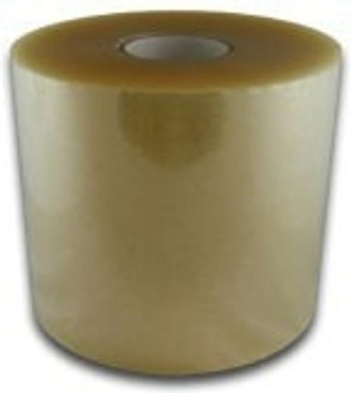 Qspac 818E 4.2x2500 ft Quiet Glossy Polypropylene Overlaminate Roll (99619)