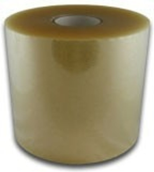 Qspac 814M 4.2x2500 ft Matte Polypropylene TT Printable Overlaminate Roll (99622)