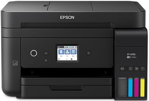 Epson WorkForce ET-4750 EcoTank All-in-One Business Edition Printer