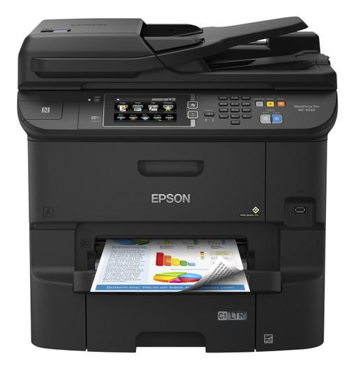Epson WorkForce Pro WF-6530 Multifunction Printer (C11CD48201)