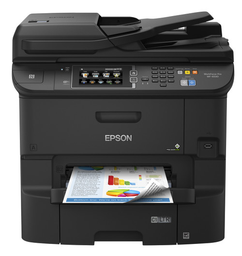Epson WorkForce Pro WF-6530 Multifunction Printer (C11CD48201)