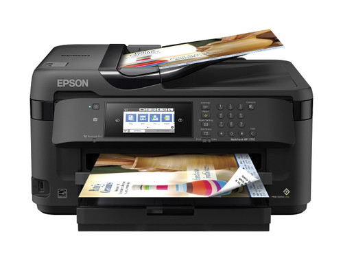 Epson WorkForce WF-7710 AIO PRINTER