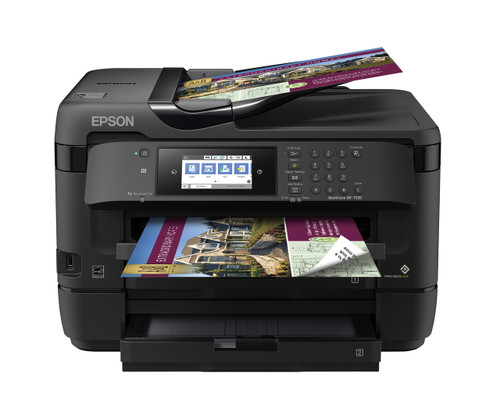 Epson WorkForce WF-7720 Wide-format All-in-One Business Edition Printer