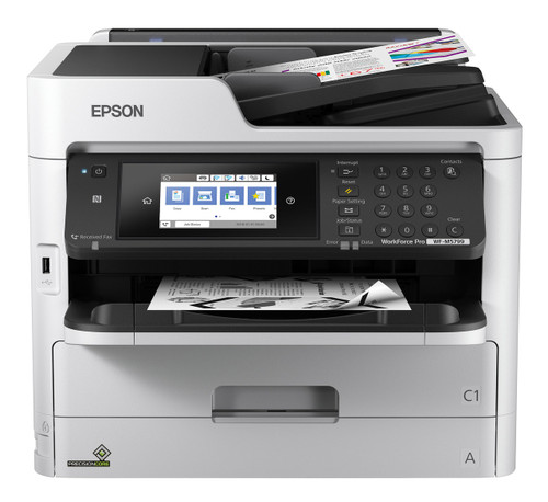 Epson WorkForce Pro WF-M5799 Monochrome MutiFunction Printer (C11CG04201)