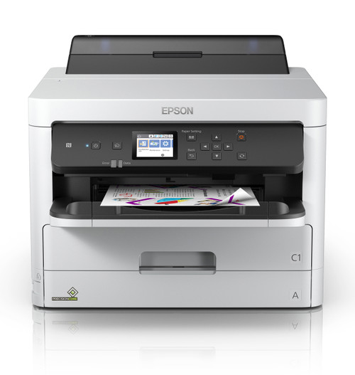 Epson WorkForce Pro WF-C5290 Network Colour Printer with PCL/PostScript (C11CG05201)