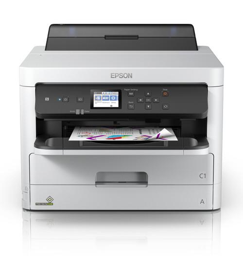 Epson WorkForce Pro WF-C5210 Network Colour Printer / 24 ppm (C11CG06201)