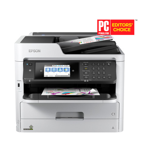 Epson WorkForce Pro WF-C5790 Network MFP Colour Printer/ 24 ppm/ PCL/PostScript C11CG02201