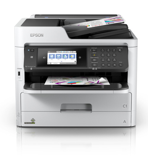 Epson WorkForce Pro WF-C5710 Network Colour MFP / 24 ppm (C11CG03201)