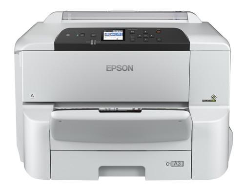 Epson WorkForce Pro WF-C8190 A3 Colour Printer with PCL/PostScript (C11CG70201)