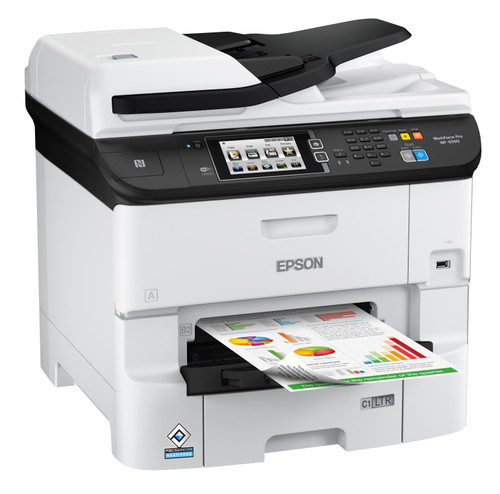 Epson WorkForce Pro WF-6590 Network Multifunction Color Printer | PCL/PS (C11CD49201-NA