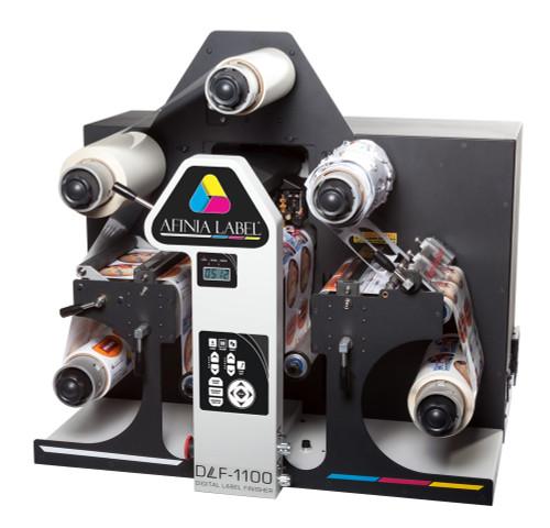 Afinia DLF-1100 Digital Label Finisher with Laminate Liner Rewind (26611)