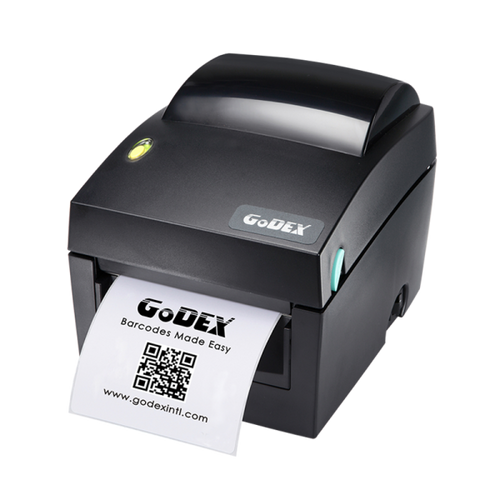 "Godex DT4x 4"" Direct Thermal Barcode Printer, 203 dpi, 7 ips"