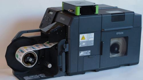 FlexStr8 Snap-On High Speed UHF Encoder for Epson ColorWorks TM-C7500 (99461)