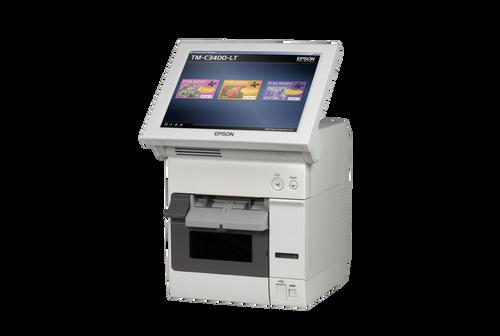 Epson TM-C3400LT Label Terminal (KIOS)