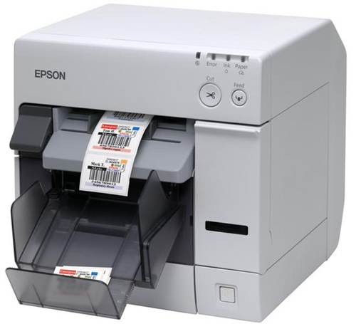 Epson TM-C3400 Color Label Printer