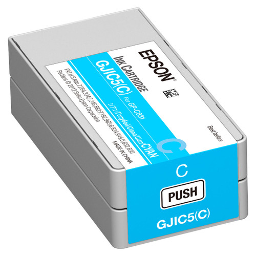 Epson GP-C831 Cyan Ink Cartridge GJIC5(C)