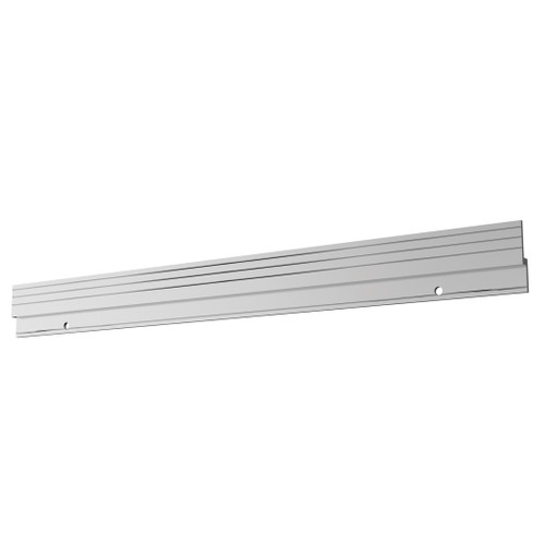 "Deflecto 22"" Mounting bar for bins and caddy compartments"