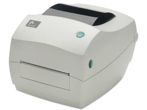 "Zebra GC420T 203 dpi Desktop Thermal Transfer Label Printer 4""/Ethernet/Dispenser (ZEB-GC420-100411-000)"