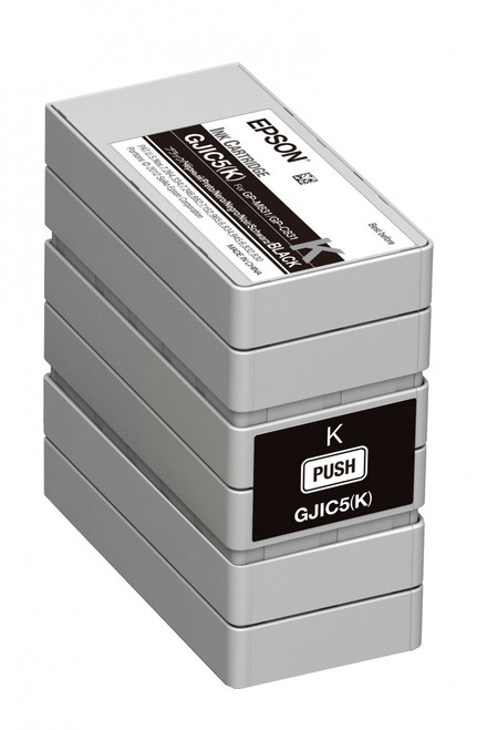 Epson GP-C831 Black Ink Cartridge GJIC5(K)