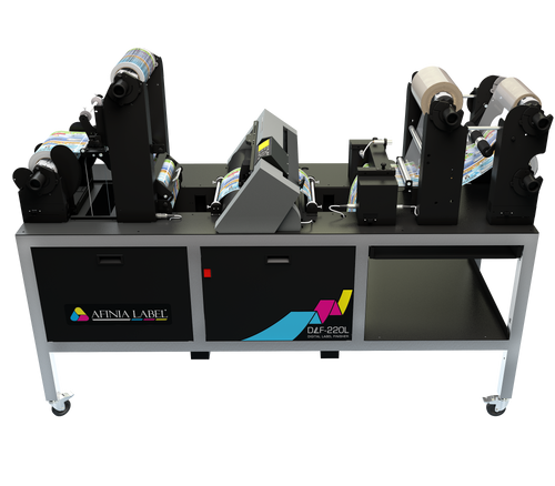 Afinia DLF-220L Digital Label Cutter & Finishing System
