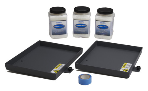 Larger container kit for the Primera AP550 flat-surface label applicator.