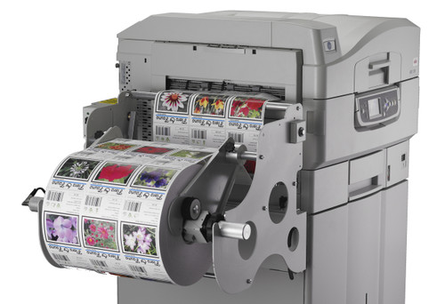 iSys Apex 1290 Color Label Press