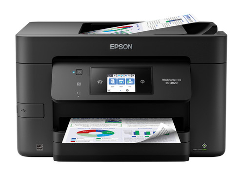 Epson WorkForce Pro EC-4020 Colour Multifunction Printer (C11CF74203)