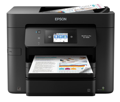 Epson WorkForce Pro EC-4030 Colour MFP Printer 500-Sheet Capacity (C11CG01205)