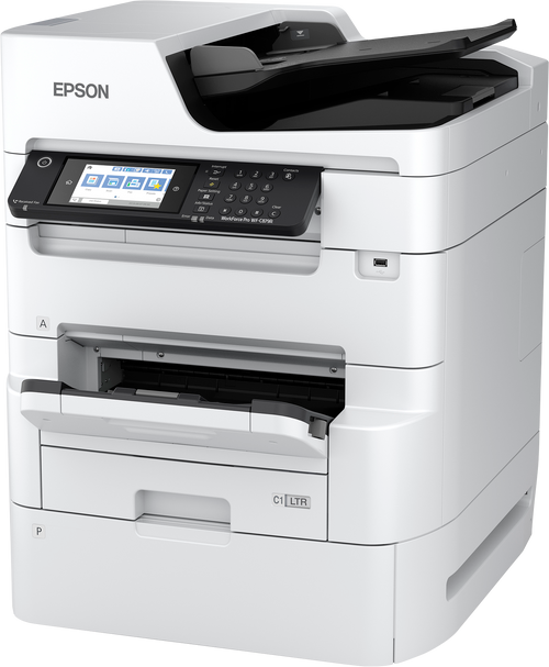Epson WorkForce?? Pro WF-C879R A3 Multifunction Colour Printer 26 ppm (C11CH35201)