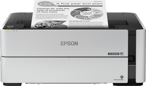 Epson WorkForce ST-M1000 Monochrome Supertank Printer (C11CG94201)