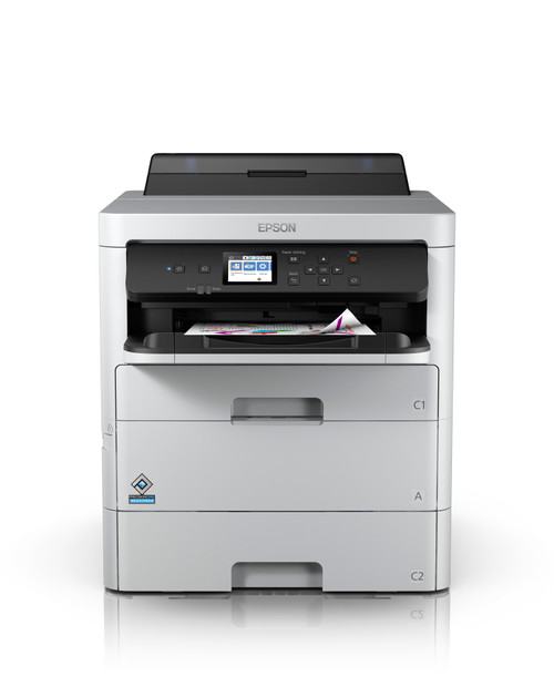Epson WorkForce Pro WF-C529R Colour Printer with 2nd Tray