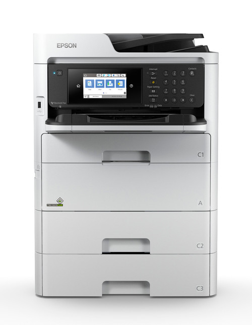 Epson WorkForce Pro WF-C579R Color MFP with Replaceable Ink Pack System
