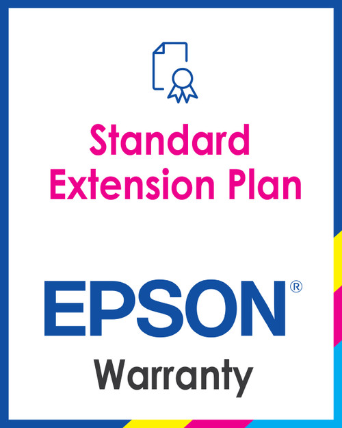 Epson 1 Year (All in One) Parts Only Warranty Plan (EPPWFC870RP1)