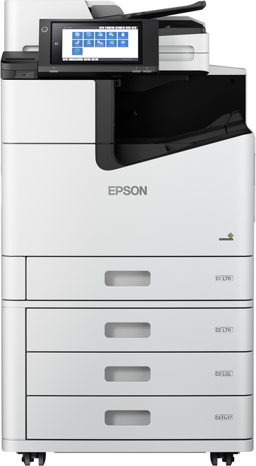 Epson WorkForce Enterprise WF-C2100 A3 Colour Multifunction Printer 100 ppm (C11CH88201)
